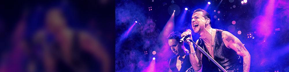 imagen boletos Depeche Mode