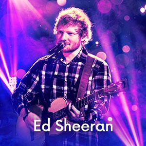 Ed Sheeran tickets
