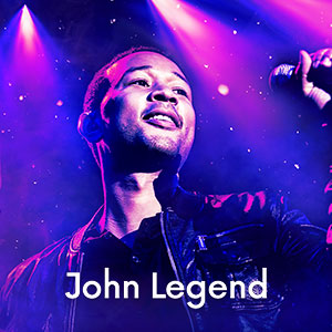 Imagem Ingressos John Legend
