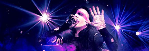 imagen boletos Marilyn Manson