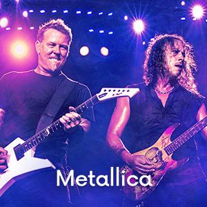 Imagem Ingressos Metallica