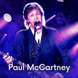 Imagem Ingressos Paul McCartney