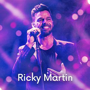 Imagem Ingressos Ricky Martin