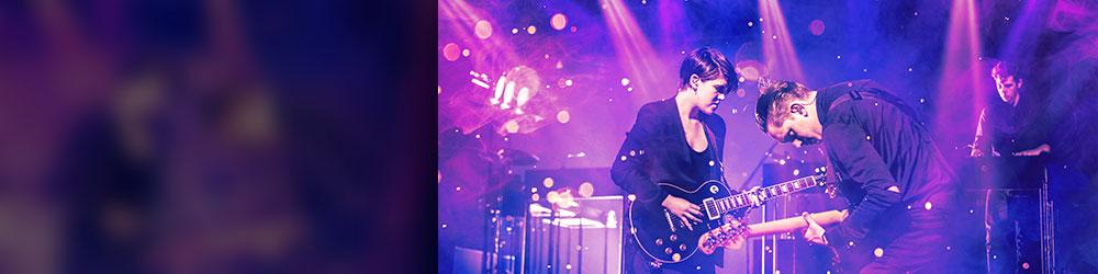 imagen boletos Shaky Knees Music Festival