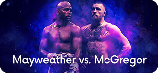Mayweather McGregor tickets