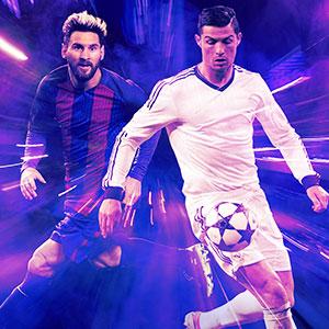 Imagem Ingressos Barcelona vs Real Madrid