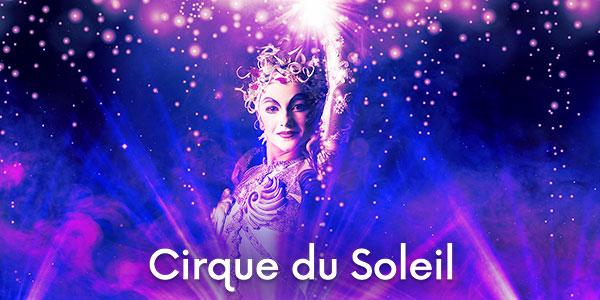 image billets Cirque du Soleil