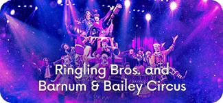 Ringling Bros. Circus tickets