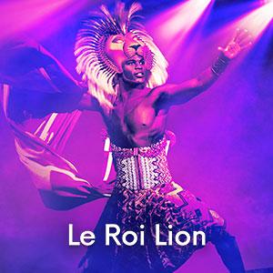 image billets Le Roi Lion