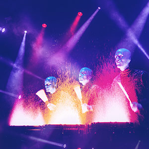 image Blue Man Group