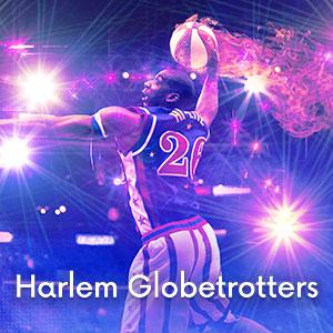 Imagem Ingressos The Harlem Globetrotters