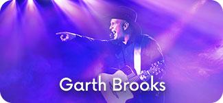 Garth Brook tickets