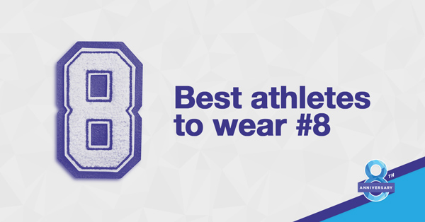 Best Athletes to Wear #8