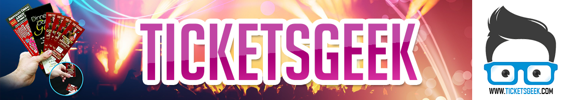 TicketsGeek.com - Get All Your Tickets To Your Favorite Events