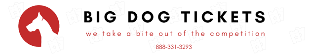 Big Dog Tickets Logo