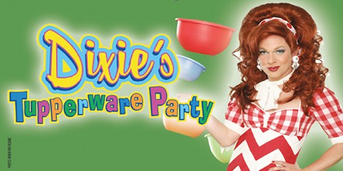 DIXIES TUPPERWARE PARTY