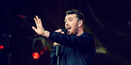 SAM SMITH Detroit Tickets