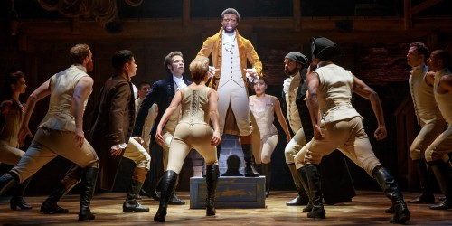 Great seats for all performances of Hamilton