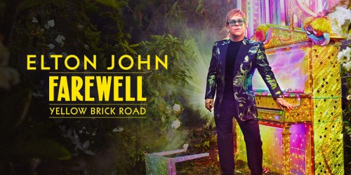 Elton John's 'Farewell Yellow Brick Road' Tour