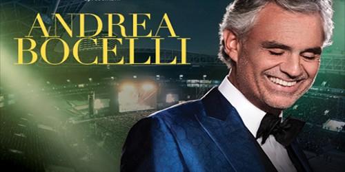 ANDREA BOCELLI LIVE Tickets