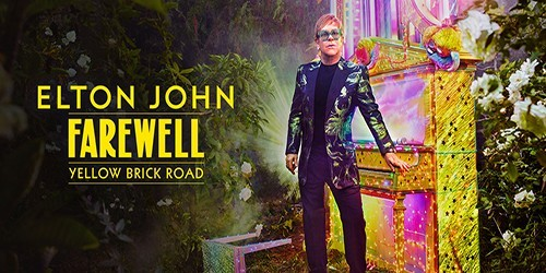 Elton John Farewell Yellow Brick Road Tour!