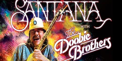 SANTANA & The Doobie Brothers KC TIckets