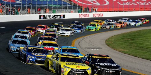 NASCAR NO FEES TICKETS