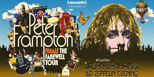 Peter Frampton Tickets
