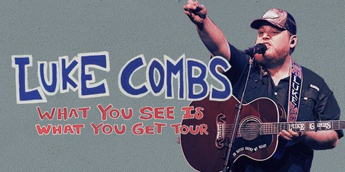 Luke Combs Tickets
