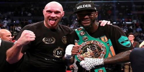 Deontay Wilder Vs Tyson Fury ll