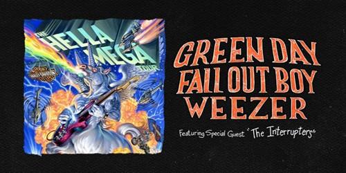 Green Day Hella Mega Tour