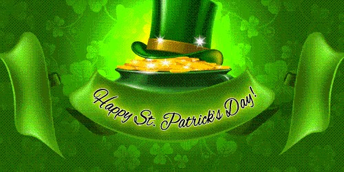 Happy St. Patricks Day from our team to yours!