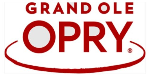 Grand Ole Opry Show Schedule & Tickets