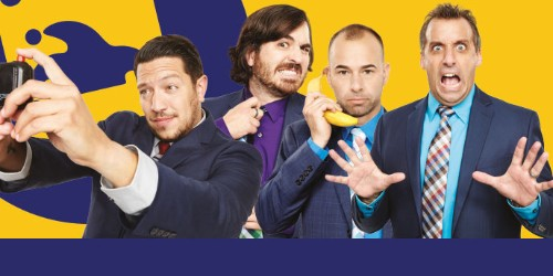 Impractical Jokers Live Tour Tickets