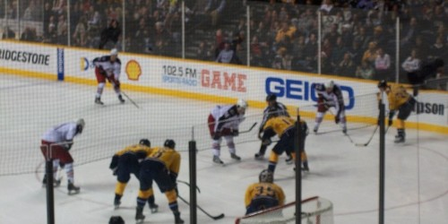 Nashville Predators Hockey Tickets