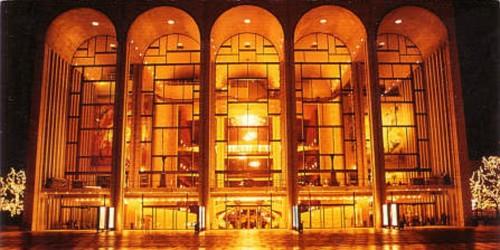 Metropolitan Opera New York