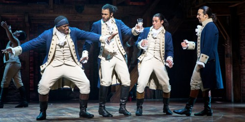 Buy Hamilton An American Musical Theater Tickets