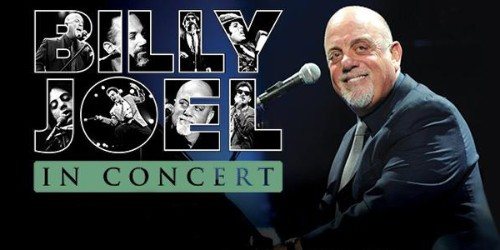 Buy Billy Joel Tickets for the Current Tour!