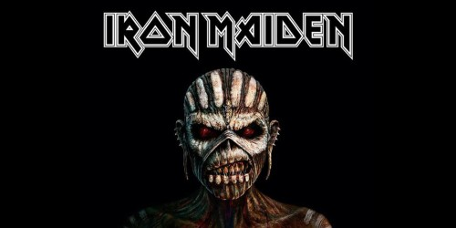 Iron Maiden Book of Souls Tour Tickets