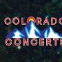 Colorado Concert no fees tickets