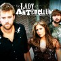 Lady Antebellum tickets at Country Music On Tour