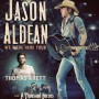 Jason Aldean tickets at Country Music On Tour