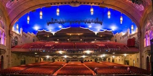 Fox Theatre Events