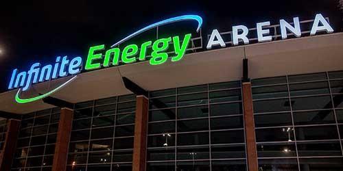 Infinite Energy Arena Events