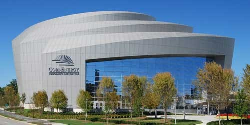 Cobb Energy Performing Arts Centre Events