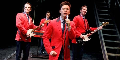 Jersey Boys, McCallum Theatre, Palm Desert