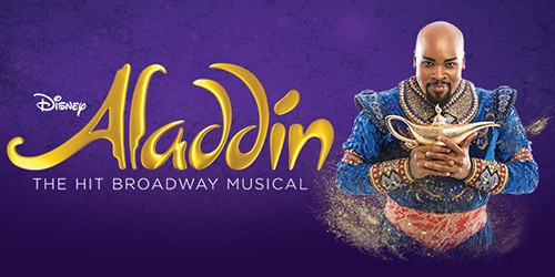 Aladdin New York Tickets