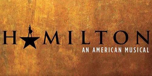 Hamilton The Musical New York