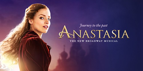 Anastasia New York Tickets