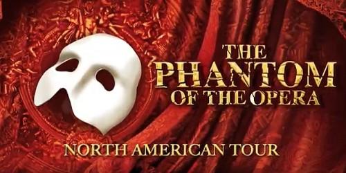 Phantom of the Opera, Holllywood Pantages Theatre, Los Angeles